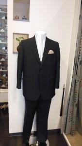 2釦スーツ