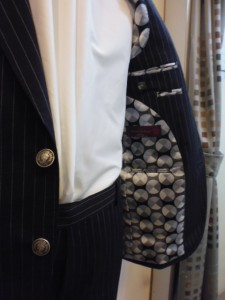 ゼニア(トロピカル)2釦スーツ