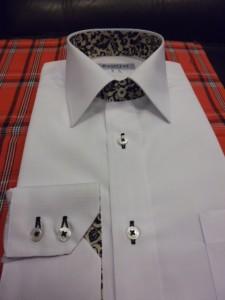 切り替えシャツ