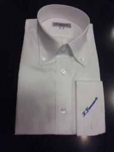 エジプト綿100%シャツ