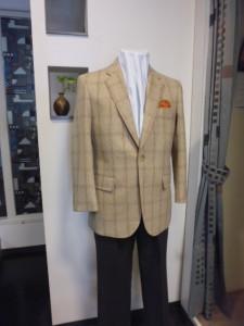 ジャケットスーツ